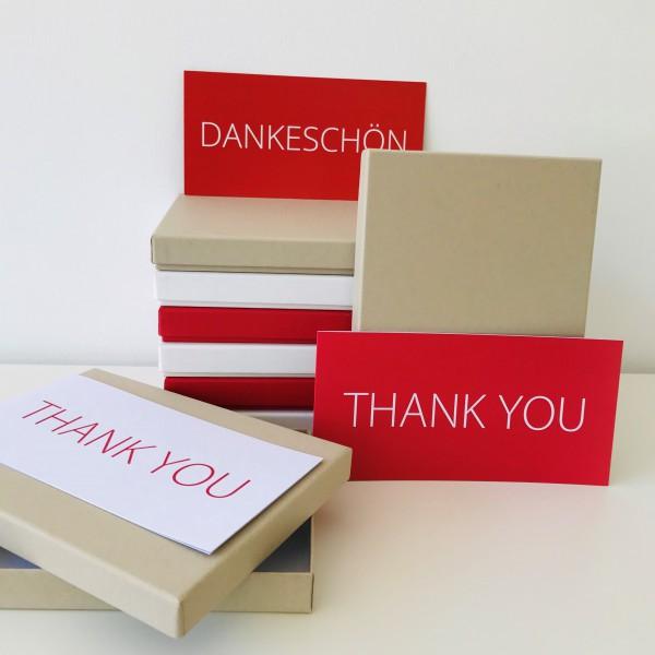 In desert: Stabile Schachtel mit Deckel als Geschenkbox oder Fotobox - original artoz PURE Box A5