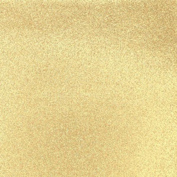 GLITTER PAPIER GOLD artoz A4 (1 Bogen)