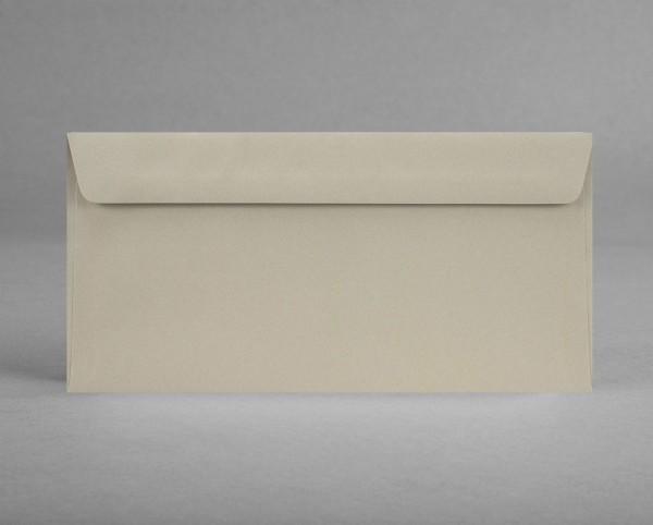 5 original Artoz Kuverts in desert, C6, DIN lang, ohne Sichtfenster (Set)