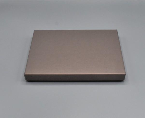 artoz PURE Box A5 brown glow