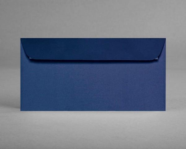 "5 original Artoz Kuverts in blau ""classic blue""DIN lang, ohne Sichtfenster (Set)"